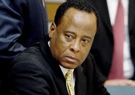 Dr. Conrad Murray, at a prior