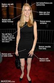 Ann Coulter Excellent Canadian
