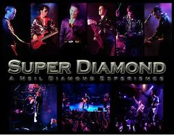 Super Diamond presale password for concert tickets