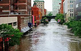Flooding puts Cedar Rapids,