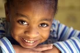 bambino nero