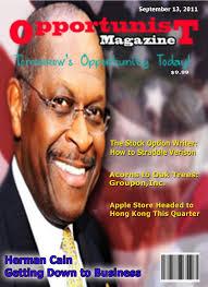 Herman Cain prides himself on