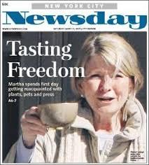 of Newsday , every media