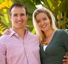 Drew Brees Wife Brittany 2
