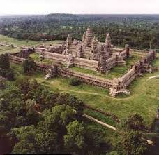 See the temples from the air