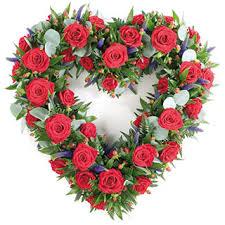عکس دسته گل قلب - ولنتاین