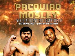 Pacquiao vs Mosley Free PPV in