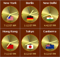 Sharp World Clock 4.23