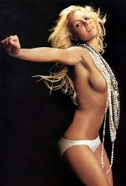 Britney Spears nua pelada