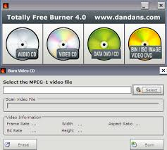 Totally Free Burner 7.5