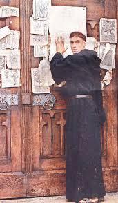 95 TESES DE LUTERO Luther2