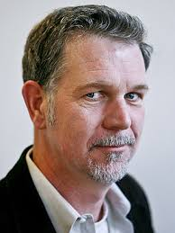 Reed Hastings. ENLARGE PHOTO+