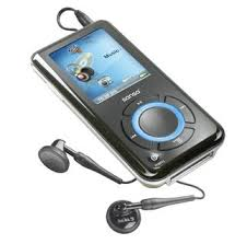 Sensa MP3 Player