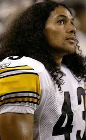 Insure Troy Polamalu Hair