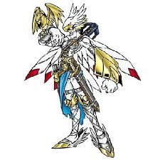 Digimon Adopts Xaki Game Valkyrimon
