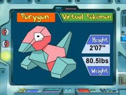porygon evolution Porygon