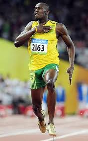 Usain Bolt Says He Can Run A