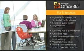 Office 365 for Enterprises