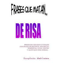 Diccionario de la Risa Fbdlrc