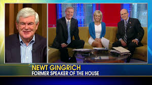 Newt Gingrich Answers the Tough Questions Ahead of Tonights GOP Debate