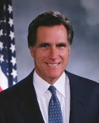 Mitt Romney Candidate Profile