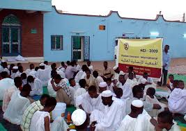 Group fast breaking -- characteristic of Sudanese Ramadan