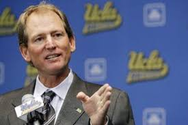 Coach Rick Neuheisel says UCLA