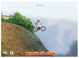 Mountain Bike – онлайн игри
