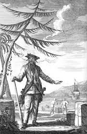 Blackbeard (c. 1736 engraving)