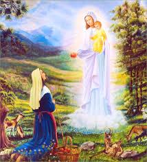 Notre Dame du Laus : la Belle Dame du Vallon des Fours (I) Laus