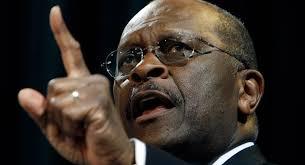 Herman Cain addresses Georgia
