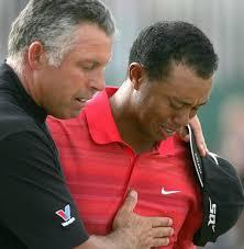 Steve Williams Tiger Woods of