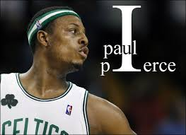 Will Paul Pierce be carry out