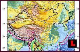 china earthquake today China