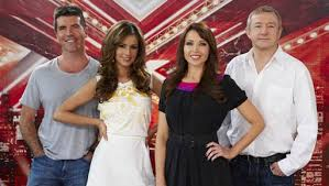 X Factor: Cheryl Cole,