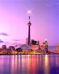 Images of CN Tower in Toronto,