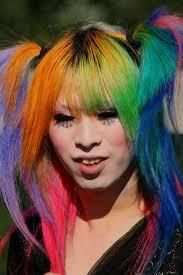 [Cheveux] Cheveux rainbow Rainbow
