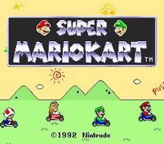 Soirée Rétrogaming A PINON le vendredi 16 avril Super_Mario_Kart_snes_ScreenShot1