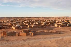 sahara, campamentos refugiados