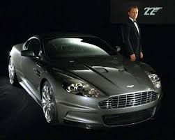 James Bond 007 Cars