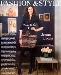 All Things Jenna Lyons