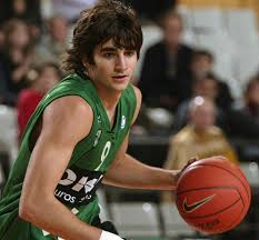 European Guard Ricky Rubio