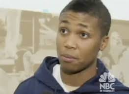 Kye Allums, believed to be the
