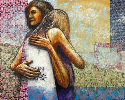 two women hugging forgiveness Forgiveness Of Sins, Given Only Through Mother Jerusalemahnsahnghong