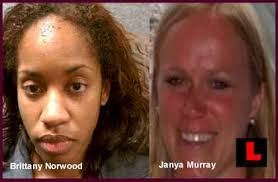 Brittany Norwood Arrested for