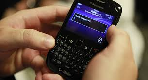 BlackBerry outage sends D.C.