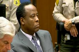 Conrad Murray Given Four-Year