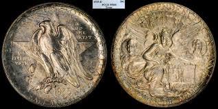 Commemorative Coin History