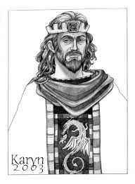 King Arthur by Karyn Lewis