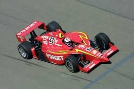 G Force Indy Car Overhead